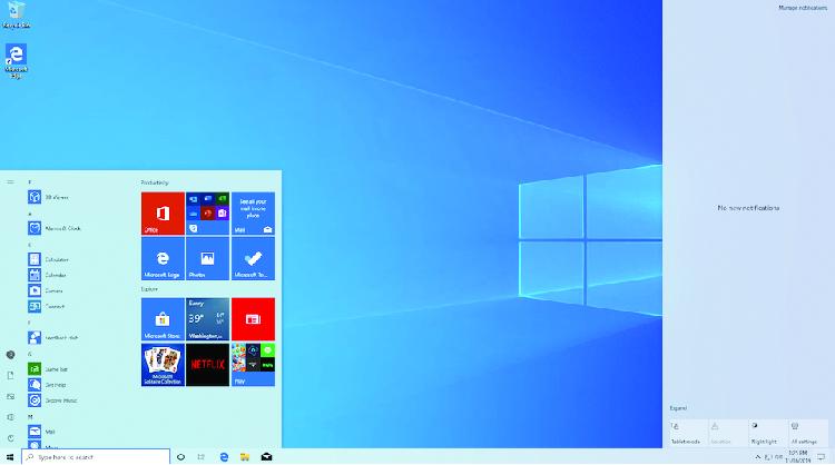 Faça o upgrade para o Windows 10 desde 50€+iva